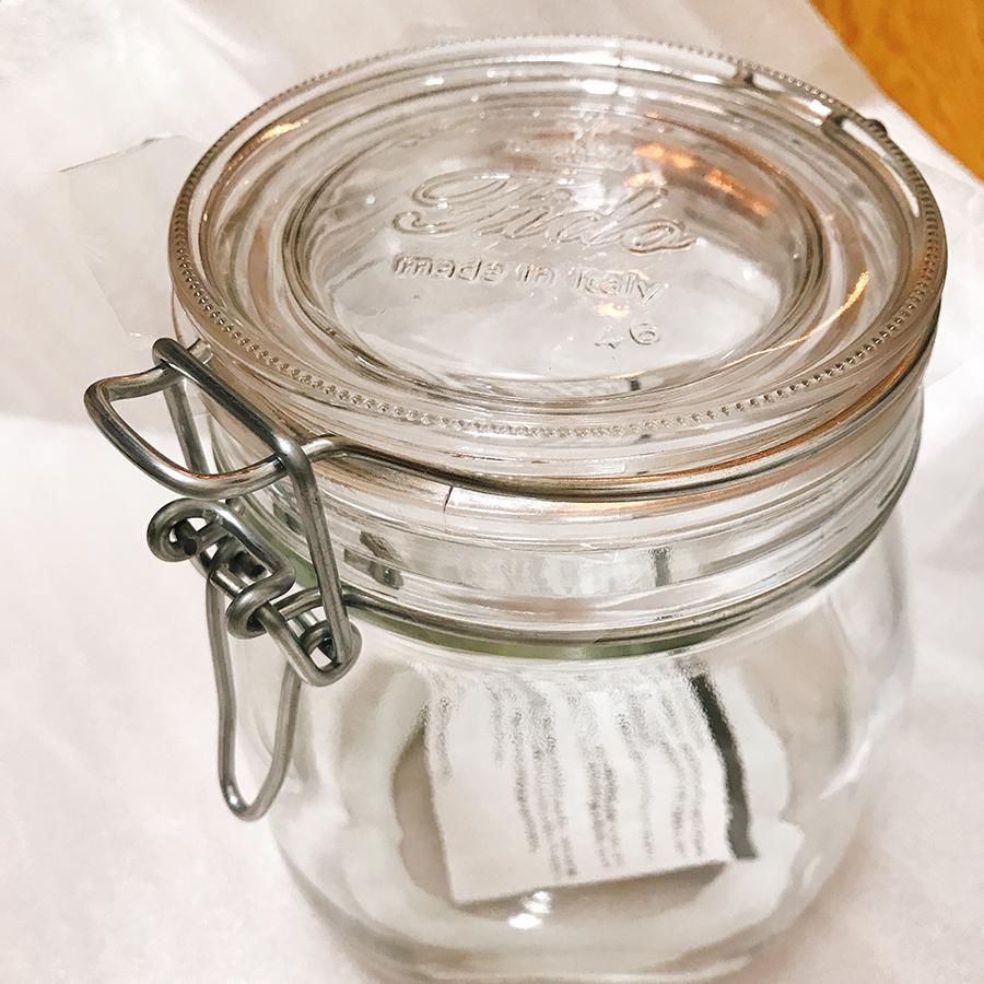 ソーダガラス密封ビン