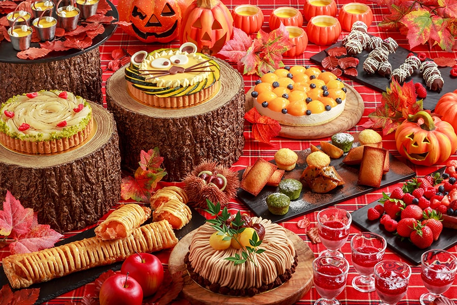 Magical Halloween Sweets Buffet~オズの魔法使いの世界~