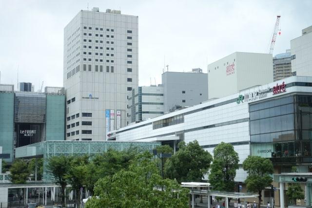 川崎駅周辺