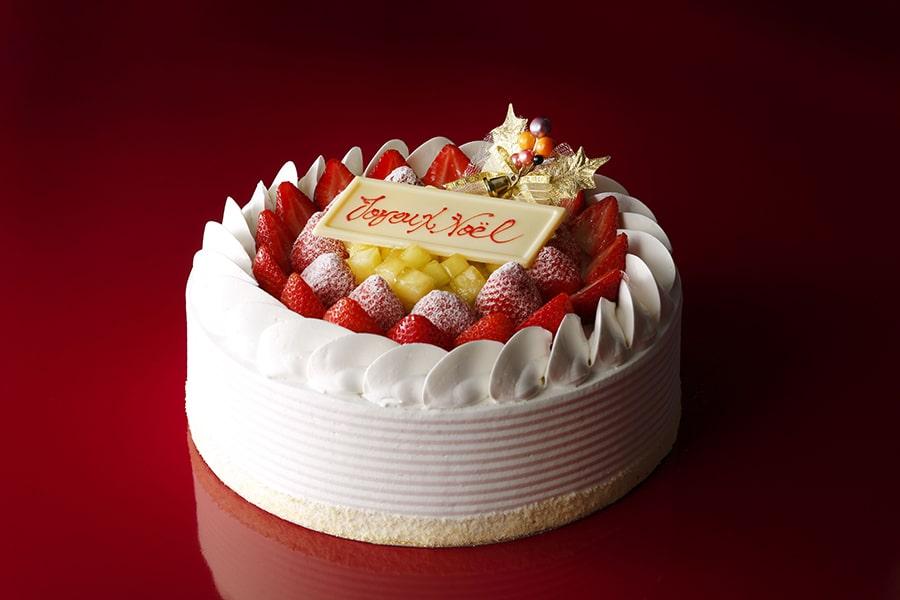 【ホテルニューオータニ】スーパーダブルショートケーキ