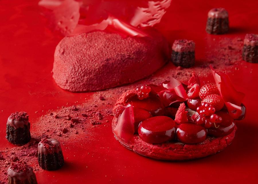 ストロベリースイーツブッフェ「Globe of Berries ~グローブ・オブ・ベリー~」