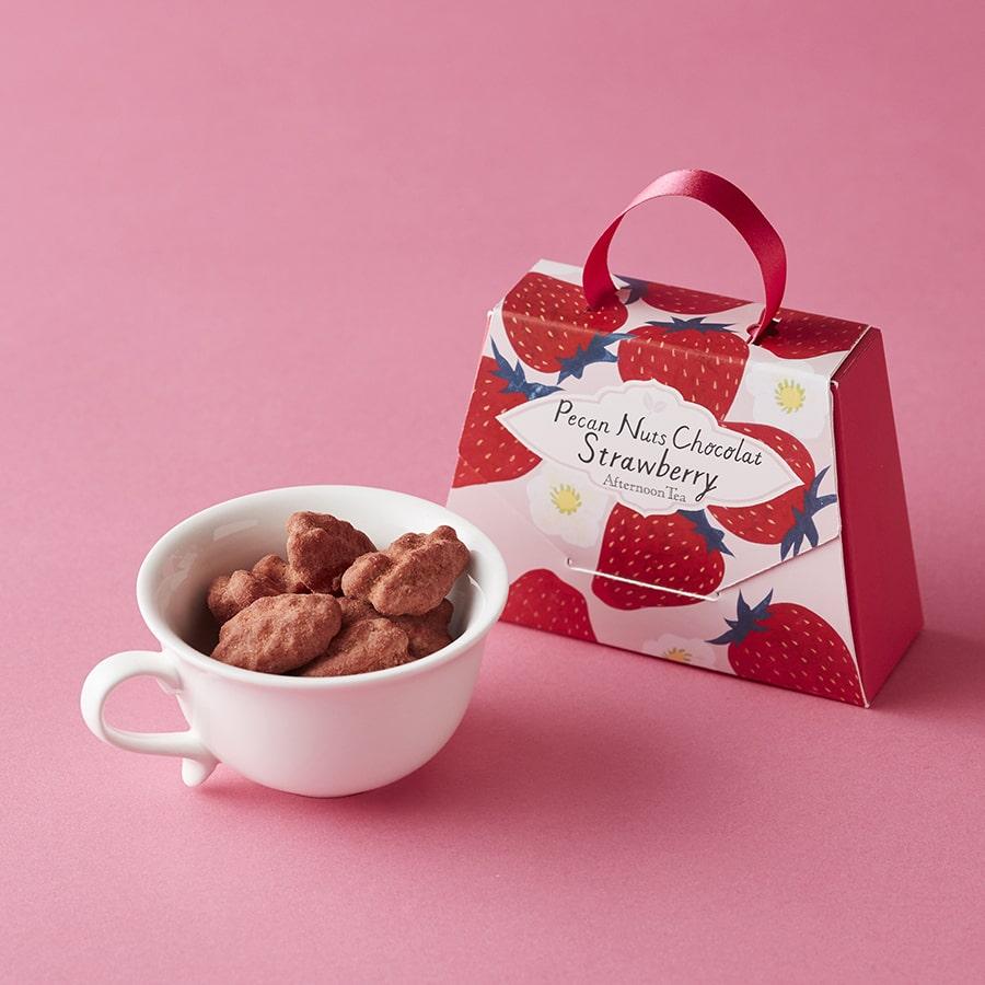 【Afternoon Tea】ピーカンナッツショコラ ストロベリー