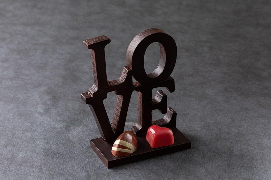 【グランドハイアット東京】LOVEチョコレート
