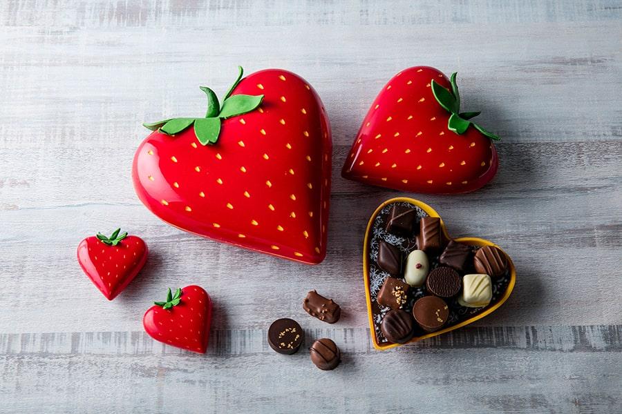 【ヒルトン東京】いちごチョコレートボックス